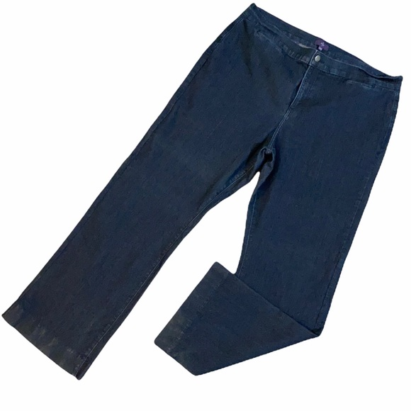 NYDJ trouser jeans size 20W